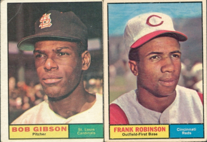 Frank Robinson vs Bob Gibson with the game on the line