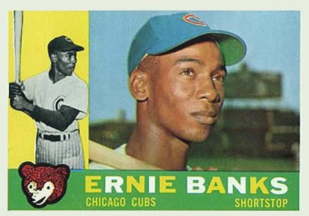 Celebrating Ernie Banks' Hall of Fame walk-offs