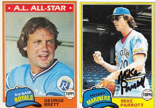 This is a walk-off story about George Brett, but someone else too …