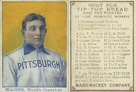 Honus Wagner hit 1 walk-off HR … against  guess who?