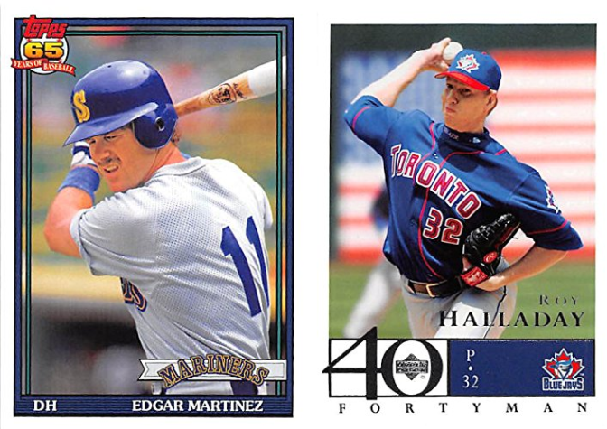 Edgar Martinez, Roy Halladay linked by walk-off