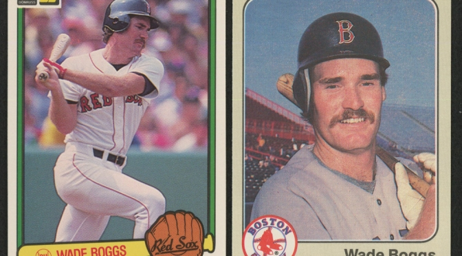 Wade Boggs impressed early and often