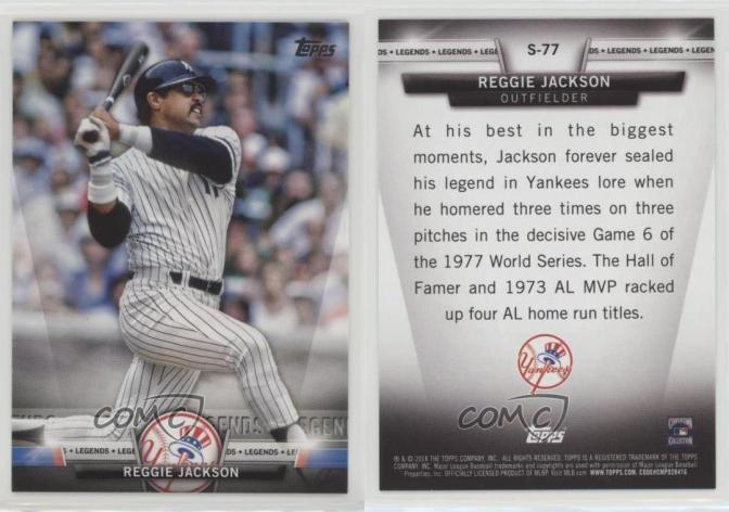 The night Reggie Jackson won an epic Yankees-Red Sox game