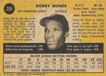 Bobby Bonds was a walk-off immortal