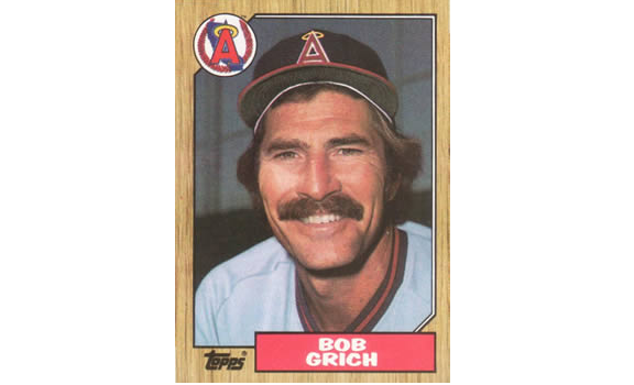 Bobby Grich beats the Yankees, 5-4