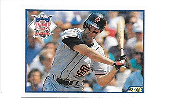 Will Clark was a true Giant when it came to great walk-offs