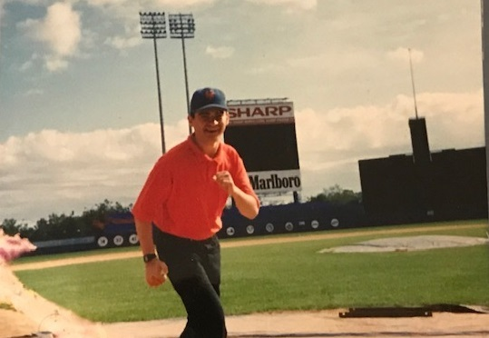 Remembering the time I gave tours of Shea Stadium